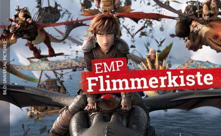 CGI-Heimkino-Neuheiten: DRACHENZÄHMEN LEICHT GEMACHT 3 und CHAOS IM NETZ