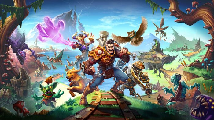 Torchlight III im Early Access auf Steam