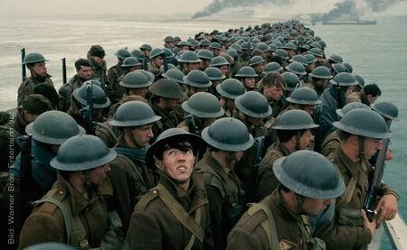 """Streaming-Highlights der Woche: """"Dunkirk"""", """"Black Widow"""", """"Monster bei der Arbeit"""" und mehr!"""