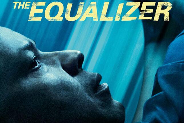In THE EQUALIZER sorgt Denzel Washington für Gerechtigkeit. Mit dem Bolzenschussgerät.