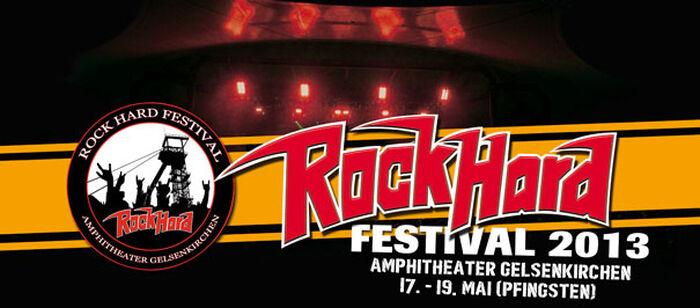 EMP präsentiert das ROCK HARD FESTIVAL 2013