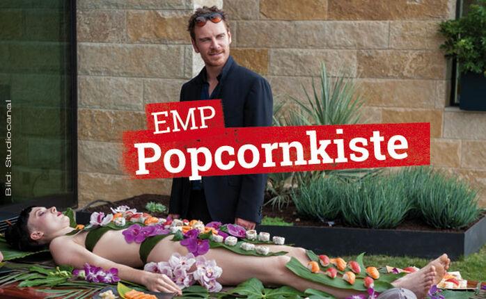 Die EMP Popcornkiste zum 1. Juni 2017