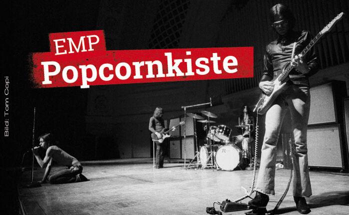 Die EMP Popcornkiste zum 28. April 2017