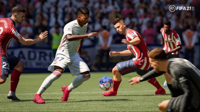 Angezockt: FIFA 21 – der Volta-Modus regiert
