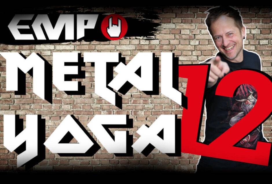 <b>Metal Yoga Folge 12 - Anleitung</b>