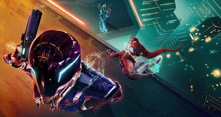 Hyper Scape – Battle Royale-Shooter von Ubisoft