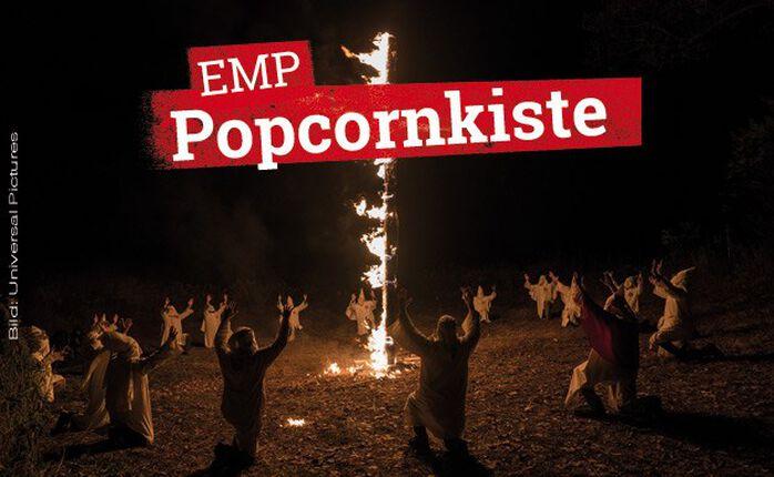 Die EMP Popcornkiste vom 23. August 2018