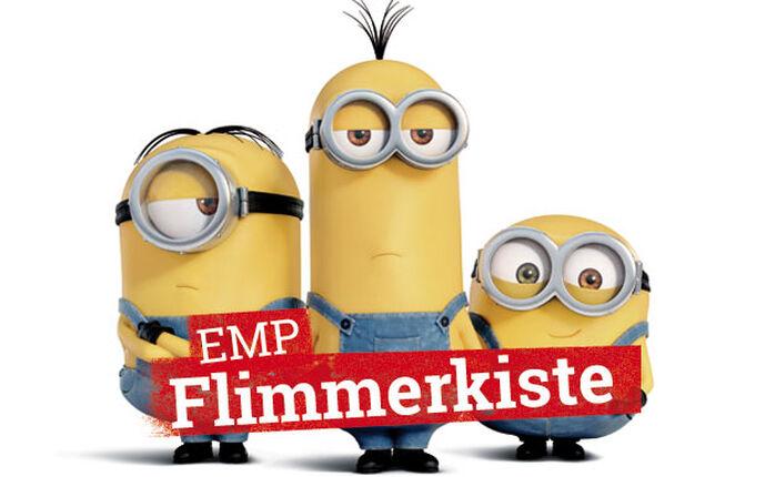Die EMP Flimmerkiste zum 13. November 2015