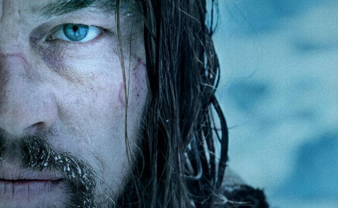 THE REVENANT oder: Der mit dem Bär ringt. Leo DiCaprio in einem grandiosen Survival-Western