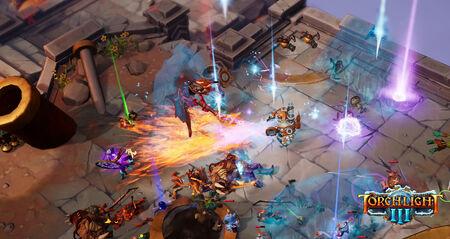 Torchlight III – großes Winterupdate bringt Inhalte