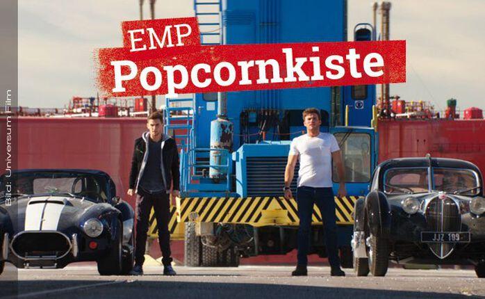 Die EMP Popcornkiste zum 29. Juni 2017
