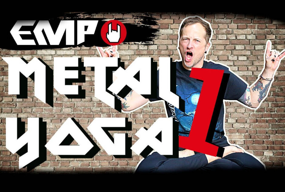 <b>Metal Yoga Folge 01 - Anleitung</b>