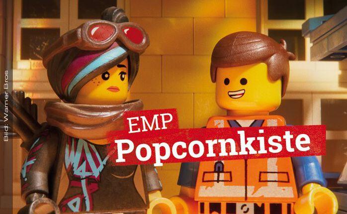 Neue Kino-Trailer: LEGO MOVIE 2, AQUAMAN, PETS 2