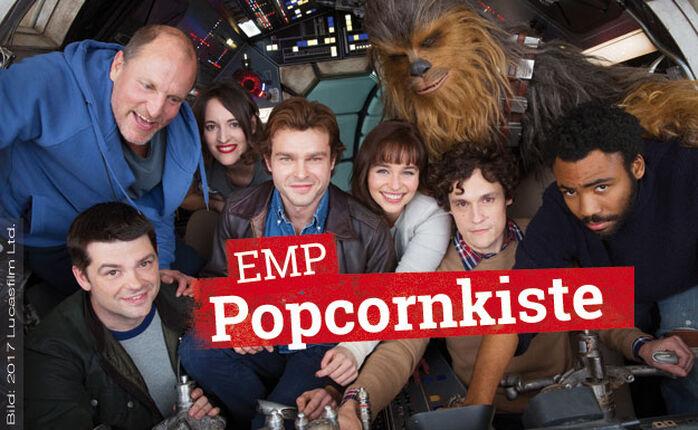 Neue STAR WARS STORY mit Han Solo und Chewbacca - 2018 im Kino!