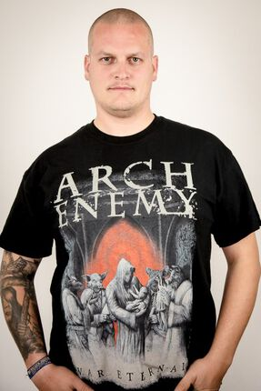 War Eternal - Das Shirt zum Arch Enemy Knaller