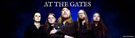 Album der Woche – At The Gates