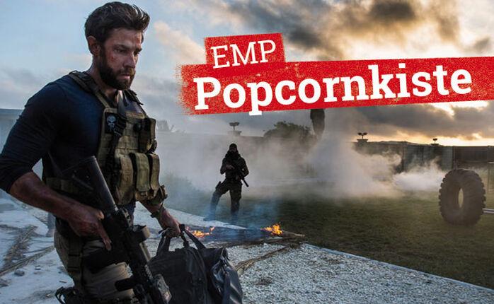 Die EMP Popcornkiste zum 3. März 2016