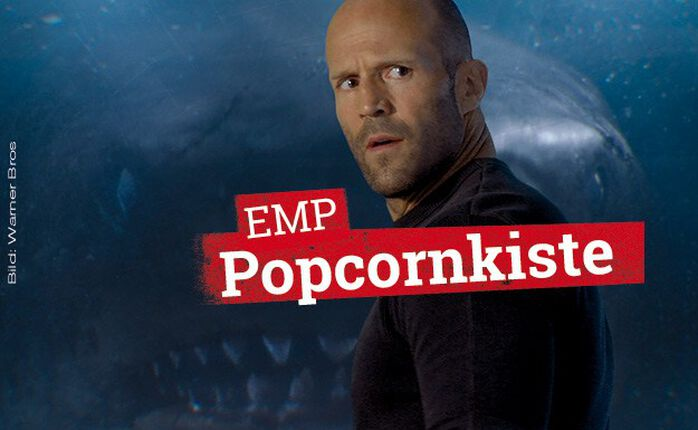 Die EMP Popcornkiste vom 9. August 2018