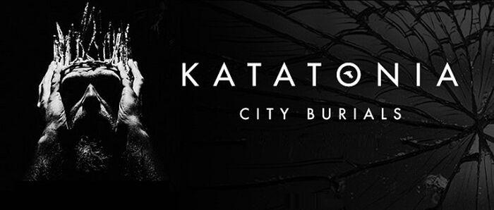 Das Album der Woche: Katatonia mit City Burials