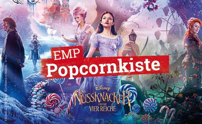 Die EMP Popcornkiste vom 1. November 2018