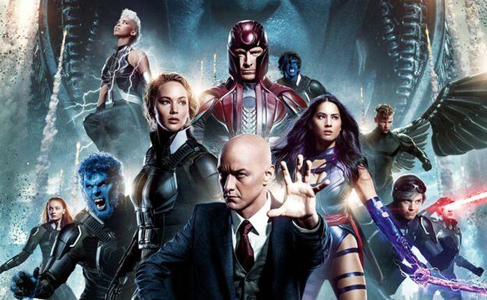 X-MEN: APOCALYPSE - Bryan Singers Mutantenstadl ballert alles weg. Einfach ALLES!