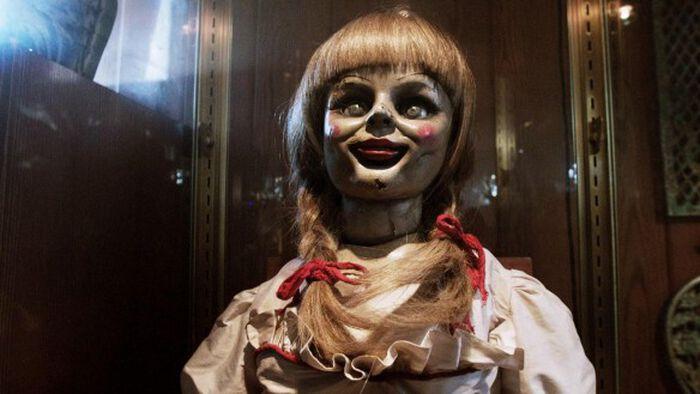 Horrorpuppe Annabelle ist zurück, mit Gewinnspiel!