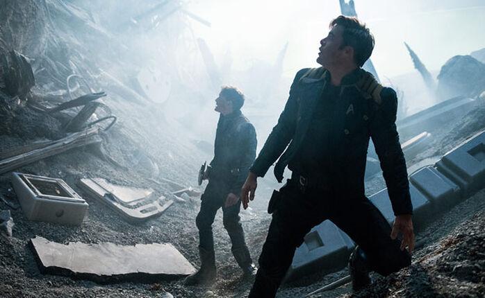 STAR TREK BEYOND - der dritte Teil des Franchise-Reboots landet endlich im Kino!