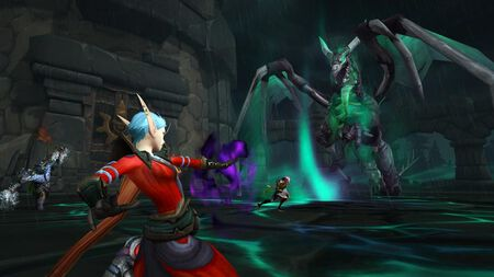 World of Warcraft: Shadowlands – Prepatch ist da