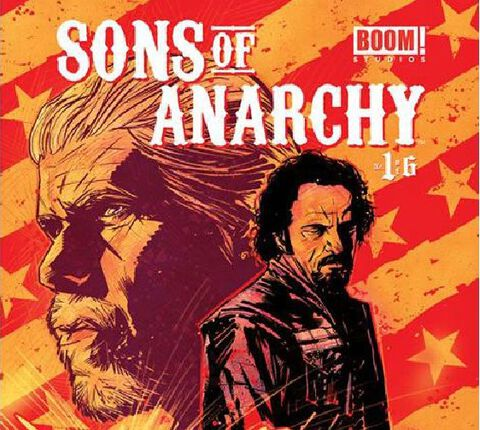 Comic: Sons of Anarchy - Das Gesetz der Strasse