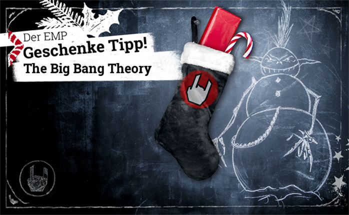 Die ultimative TOP 5 der EMP Geschenkideen - The Big Bang Theory