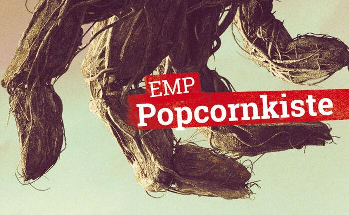 Die EMP Popcornkiste zum 15. Juli 2016