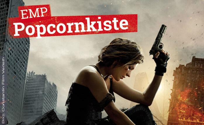Die EMP Popcornkiste zum 26. Januar 2017