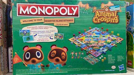 Animal Crossing und Monopoly – perfektes Crossover?