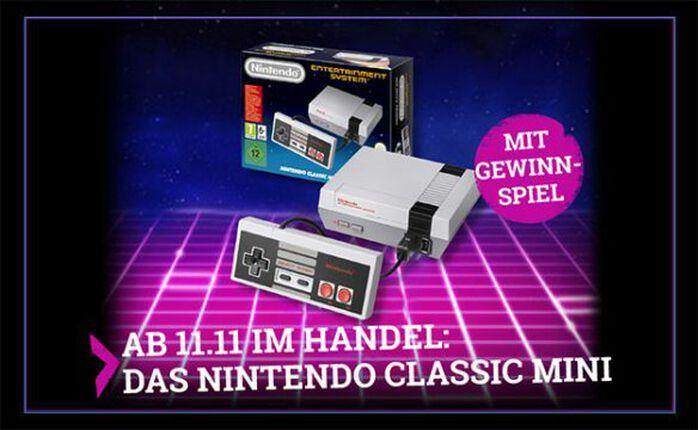 Mein Retro-Herz explodiert! Nintendo bringt das Nintendo Classic Mini: Nintendo Entertainment System raus