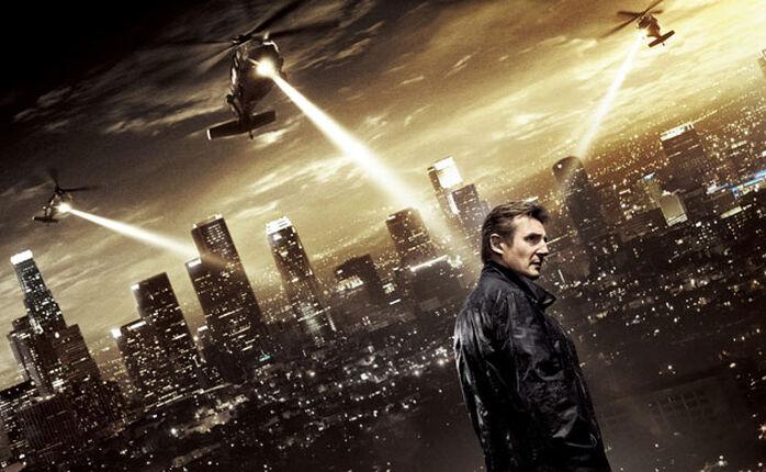 """96 HOURS - TAKEN 3: Liam """"Die Knarre"""" Neeson ist wieder auf Pirsch!"""