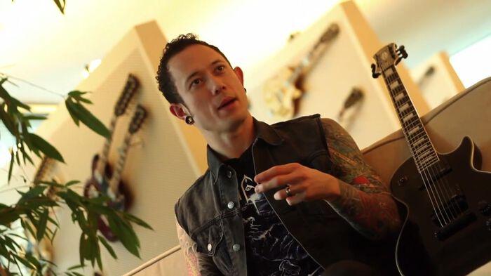 Gibson Guitars und Matt Heafy von Trivium zu: Was ist Metal? Part 2