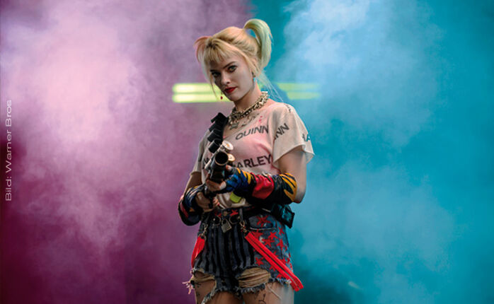 Kinostarts der Woche: Birds Of Prey: The Emancipation Of Harley Quinn, 21 Bridges & Die fantastische Reise des Dr. Dolittle