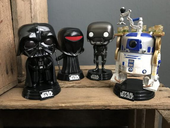 May the 4th be with you - neue Star Wars Funko Pop! Figuren
