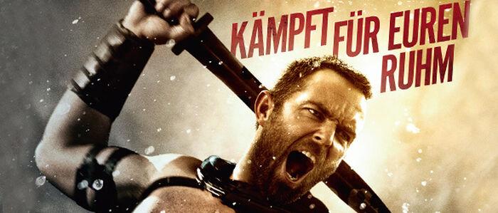 Heroisch-historische Schnetzelplatte: das blutige Schlachtfest 300 - RISE OF AN EMPIRE startet im Kino