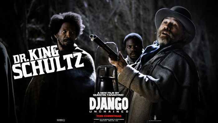 "Christoph Waltz - Dr. King Schultz erobert in ""Django Unchained"" Hollywood"