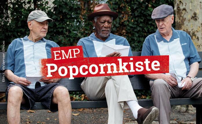 Die EMP Popcornkiste zum 13. April 2017