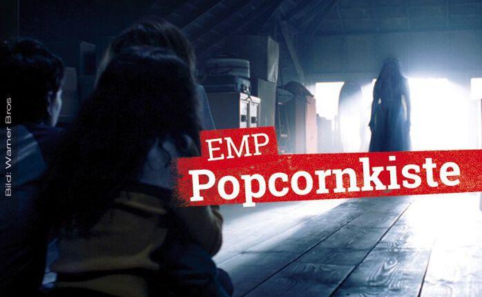 Die EMP Popcornkiste vom 18. April 2019 mit LLORONAS FLUCH u. a.