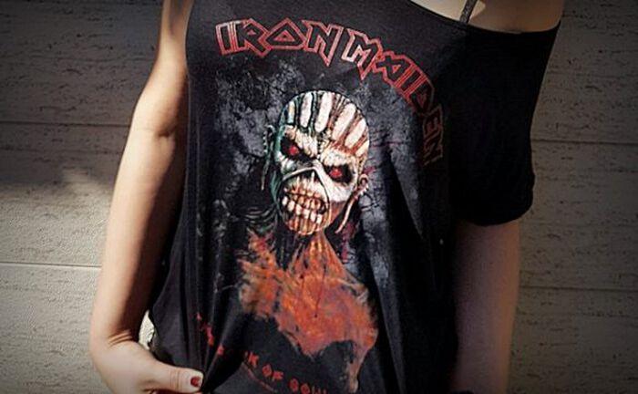 Die EMP Signature Collection: Iron Maiden Kleid