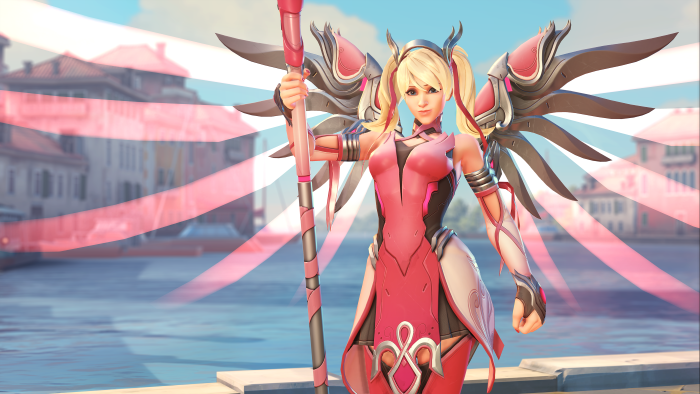 Overwatch hilft – Blizzard unterstützt Brustkrebsforschung
