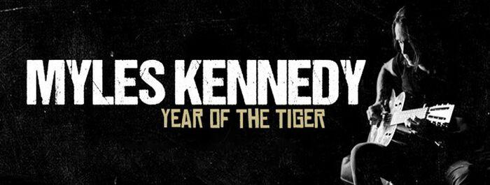 Das Album der Woche: Myles Kennedy mit Year Of The Tiger