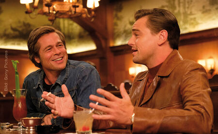 """Streaming-Highlights der Woche: """"Once Upon A Time In Hollywood"""", """"Alien: Covenant"""", """"Unsere Erde"""" und mehr!"""