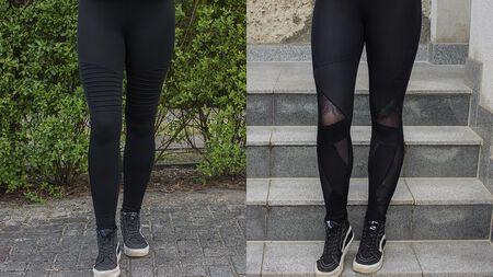 Komfort und Stil perfekt vereint – die bequemen Leggings von Urban Classics