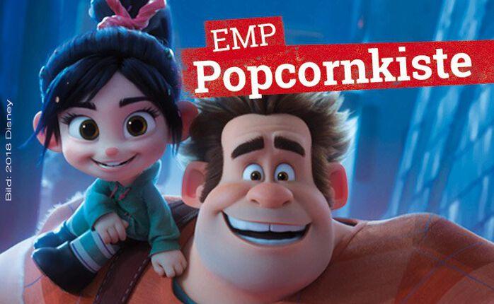 Die EMP Popcornkiste vom 24. Januar 2019