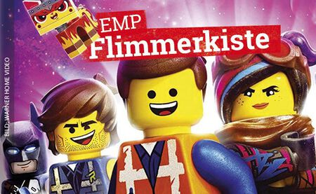 Heimkino-Neuheiten: THE LEGO MOVIE 2 & AMERICAN GODS Staffel 2