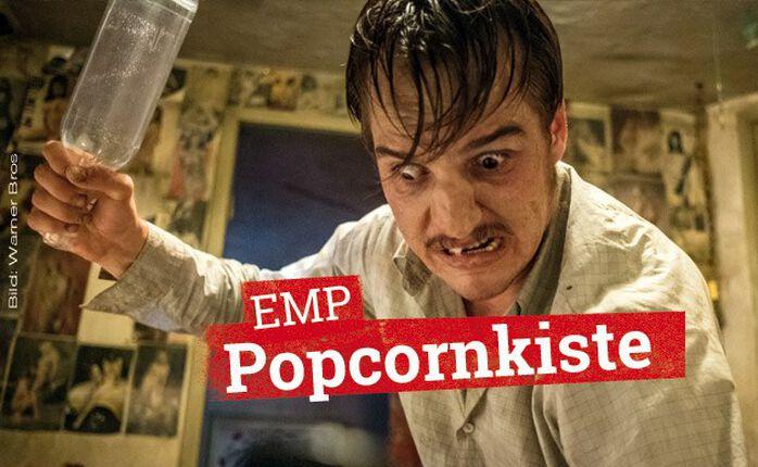 Die EMP Popcornkiste vom 21. Februar 2019 mit DER GOLDENE HANDSCHUH, VICE u. a.